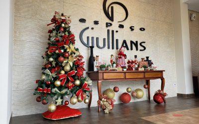Giullians já em clima de Natal